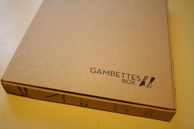 Comment se présente la Gambettes Box