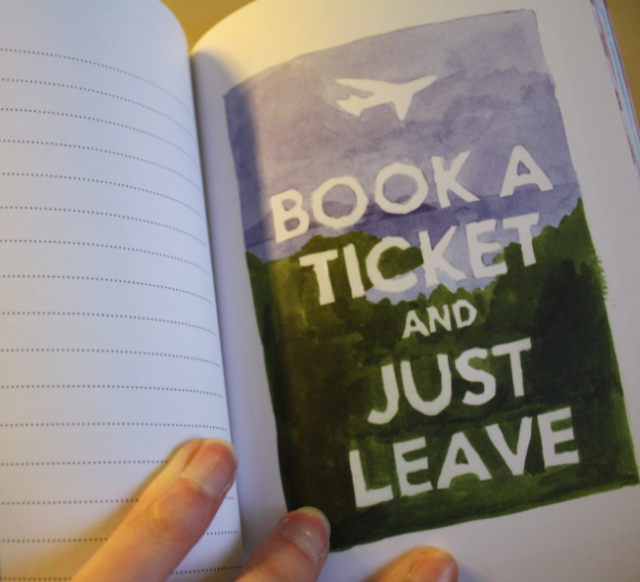 """Book a Ticket and Just Leave"" ... I wish !"
