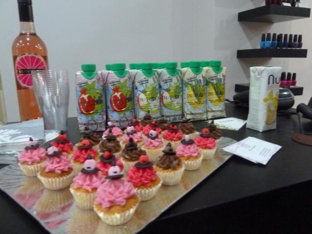 Les gourmandises de Miss Cupcakes